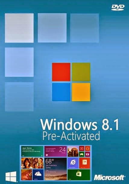 Windows 8.1 AIO 20in1 x64 & x86