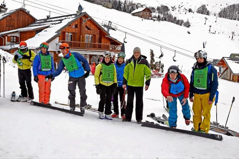 Trophée Mer Montagne 2015.
