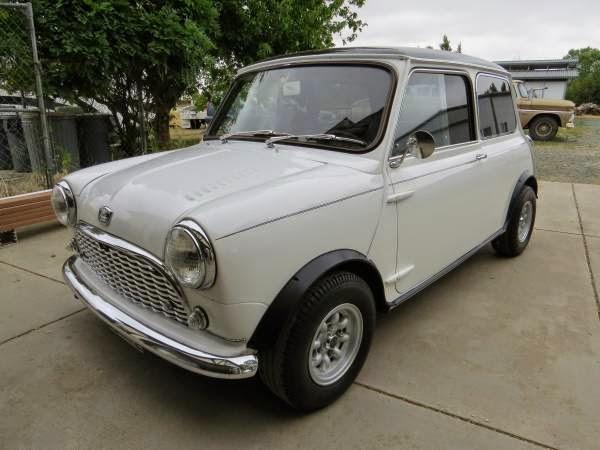 1966 Mini Cooper Clic