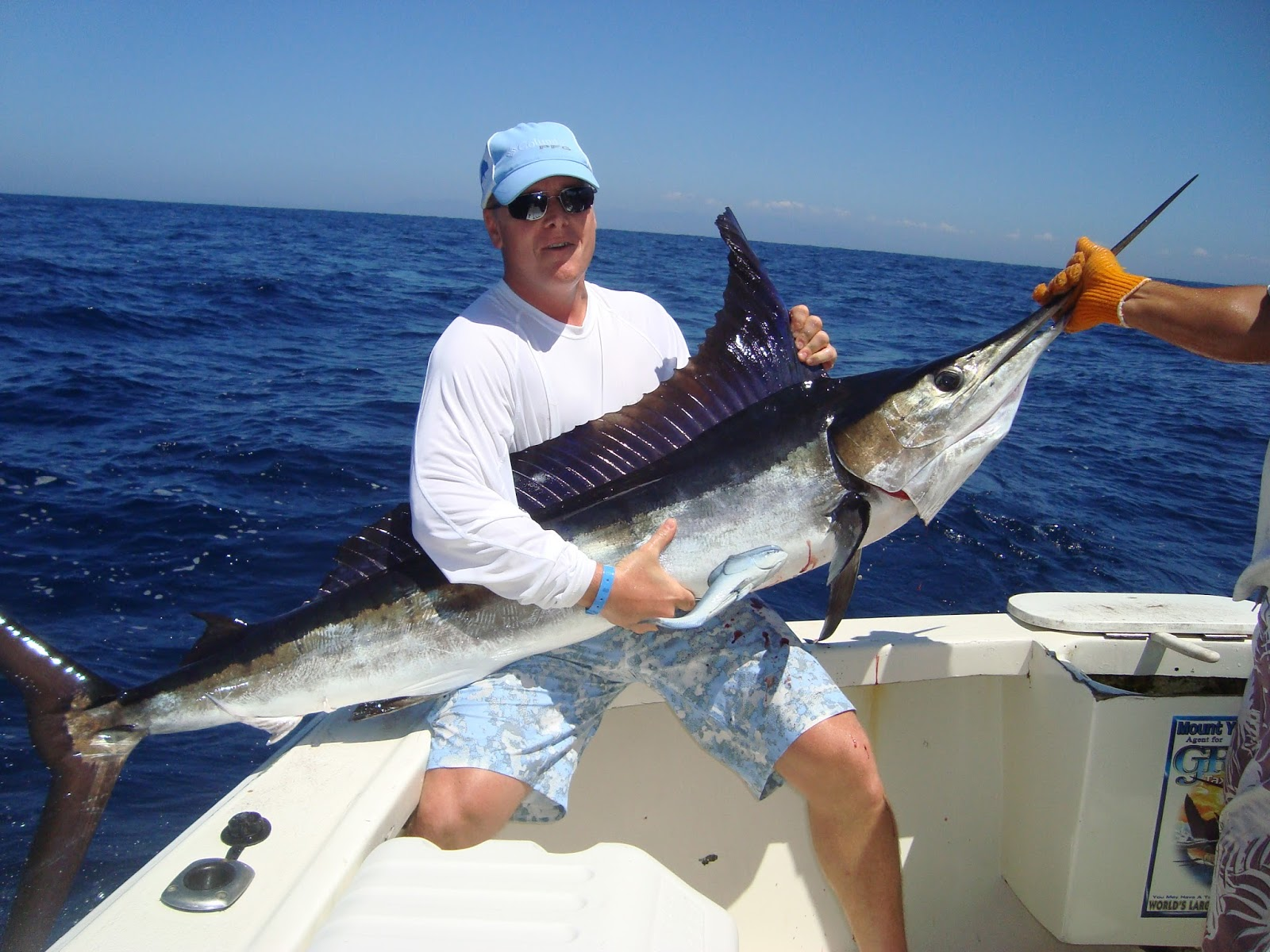 Pisces fleet sportfishing blog marlin bite continues in cabo for Where are the fish biting near me