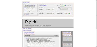 PsycHo - psychogenesis