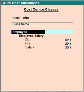 Invoice For Services Rendered Pdf Allaboutcommerce How To Maintain Cost Category And Cost Center In  What Is A Cash Receipt Word with Sales Invoice Meaning When Cost Centre Classes Are Maintained The Altc Use For The List Of Cost  Center Classes How To Organise Receipts