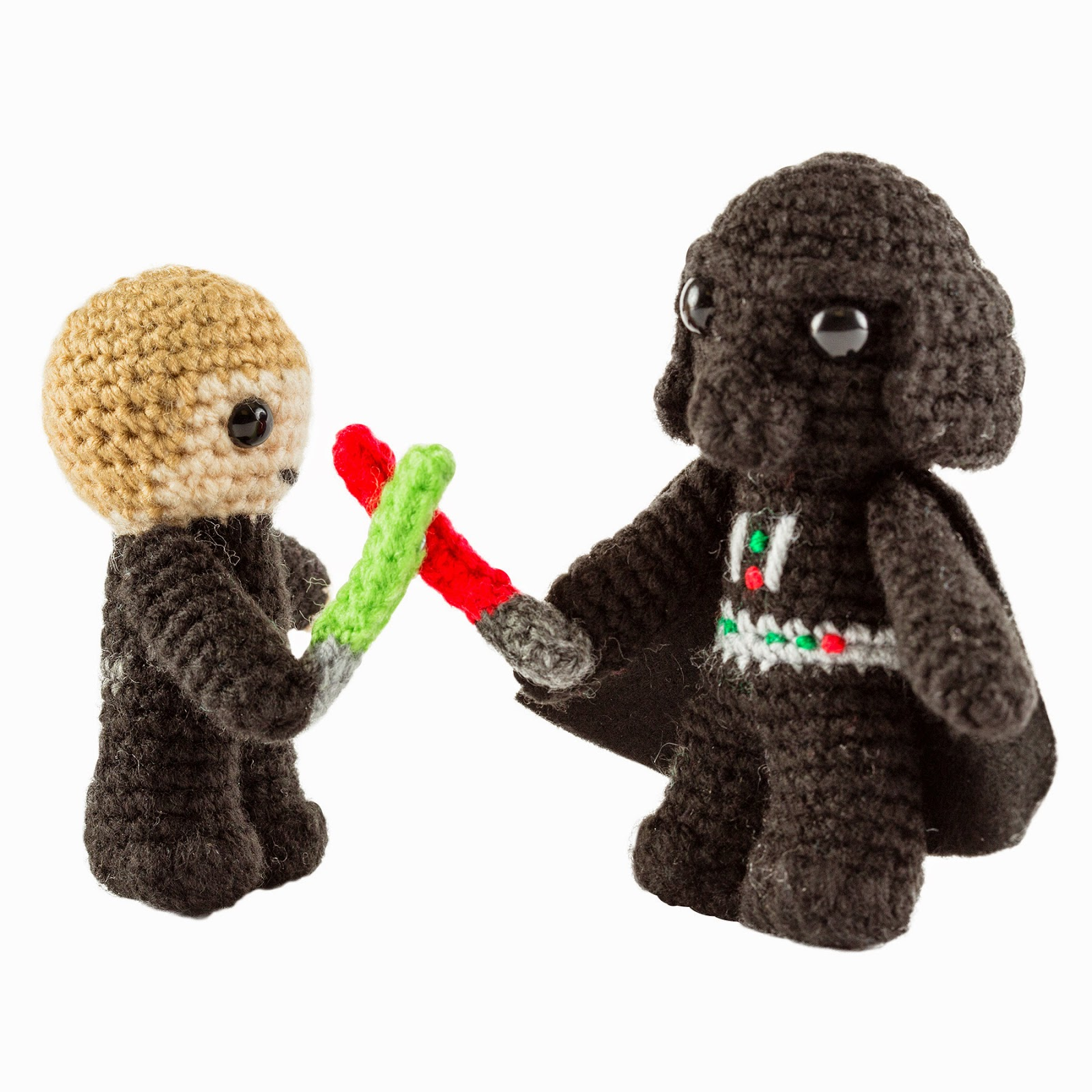 Crochet Stitches Kit : LucyRavenscar - Crochet Creatures: Star Wars Crochet Kit