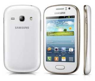 Harga Samsung Galaxy Fame Bulan Mei 2013 dan Spesifikasi Lengkap