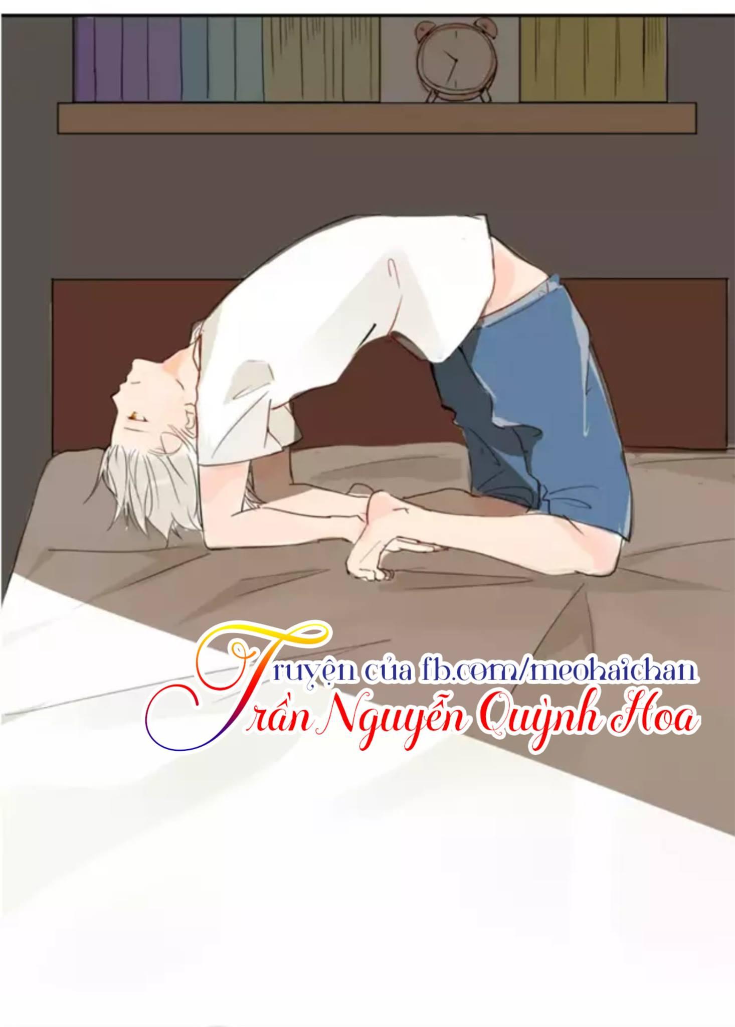 Giáo Chủ Đội Viên Đội Judo Chap 2