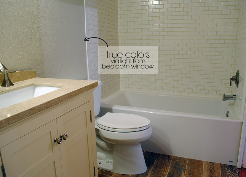 Bathroom Remodeling Diy fabulously vintage: diy master bathroom remodel -- update!!