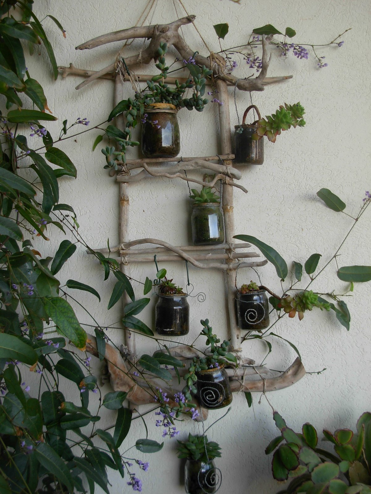 Jardinera ecologica taringa for Jardines reciclados