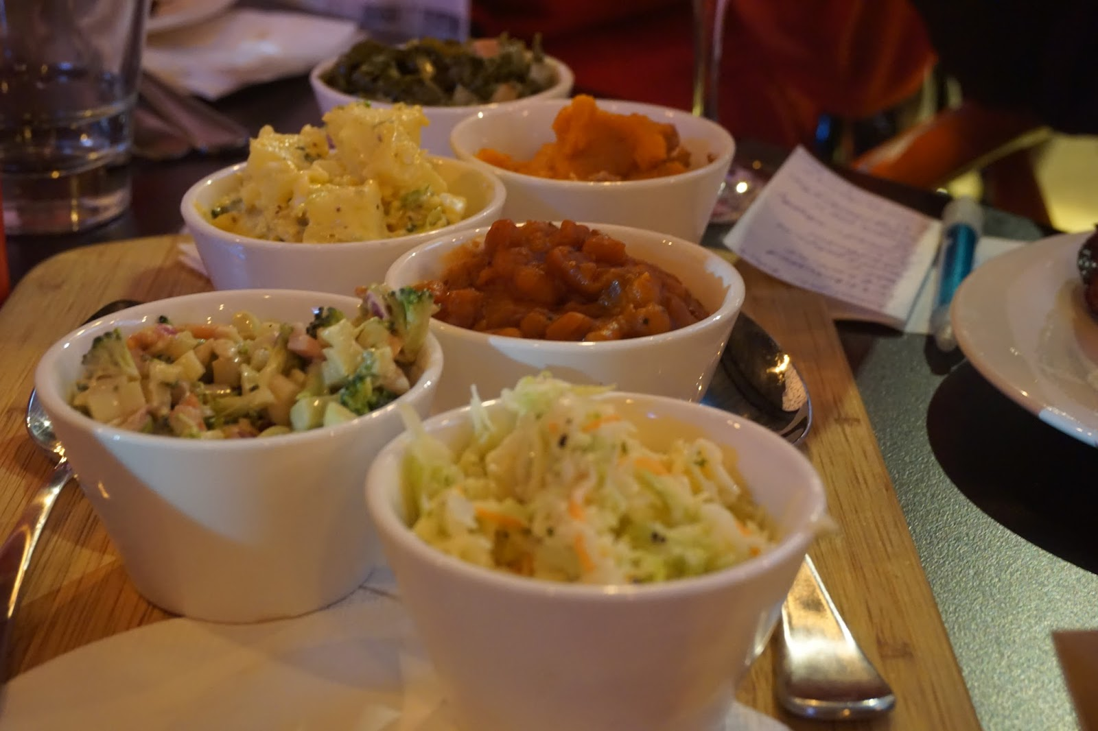Head Chef's pick of sides at The Curious Squire, North Adelaide