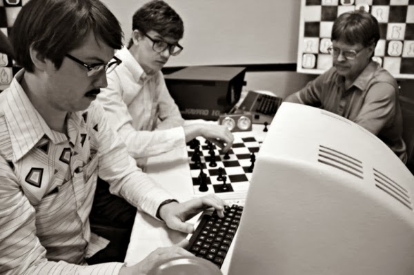 Wiley Wiggins in Computer Chess