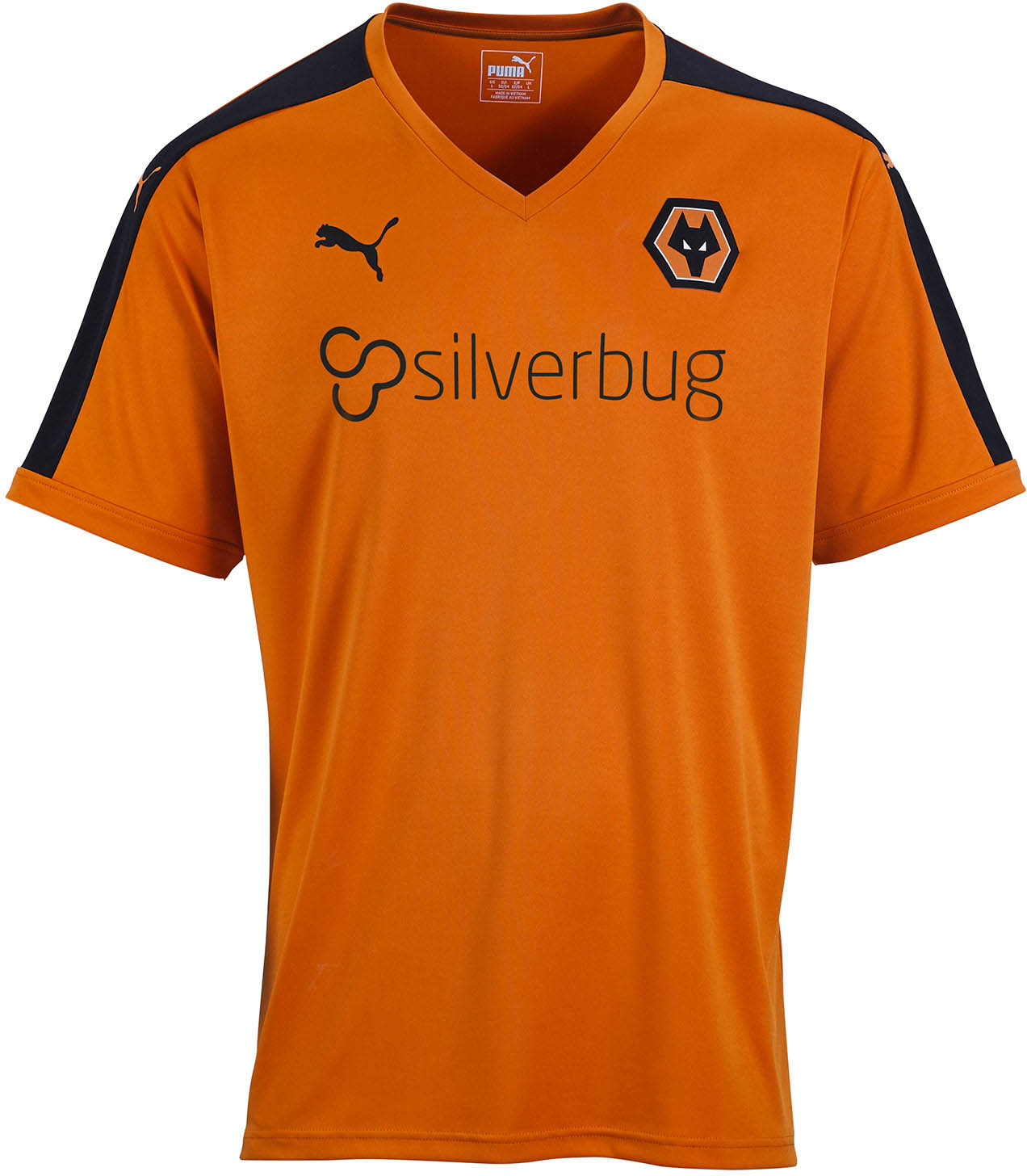 Wolves 15 16 Kits Released Footy Headlines