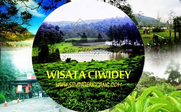 Tempat Wisata di Bandung daerah Ciwidey - Situ Patenggang