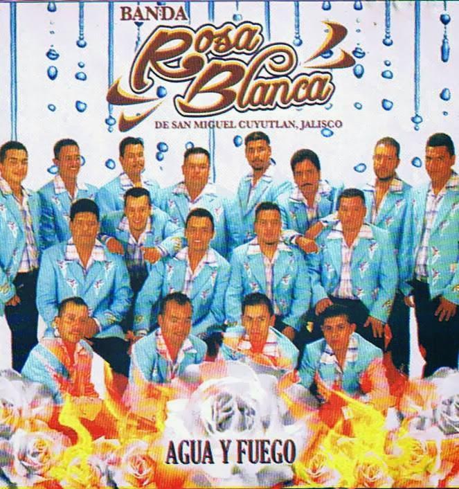 Mi pasi n la m sica de banda banda rosa blanca de jalisco for Blanca romero grupo musical