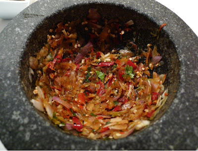 Amporn's Thai Kitchen: Baked Tilapia with hot tamarind sauce