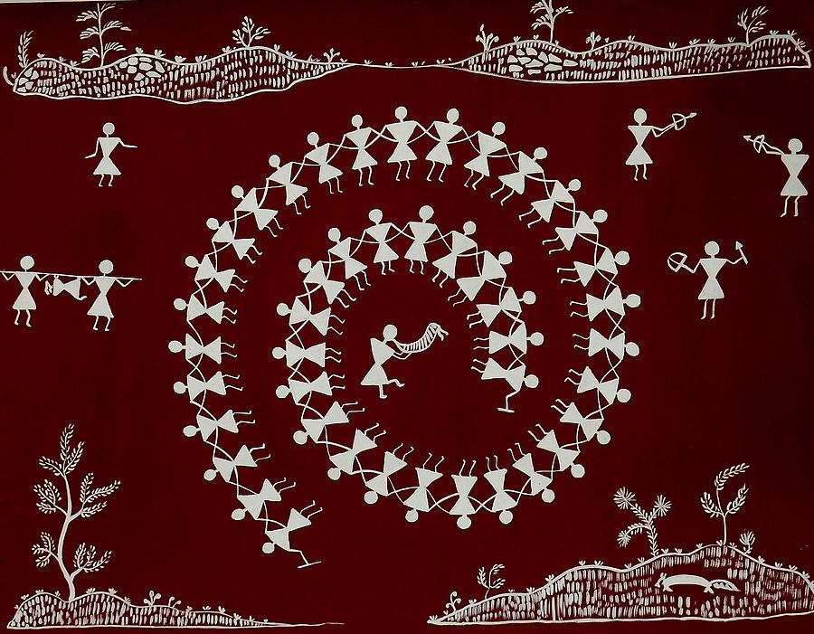 About Warli Paintings