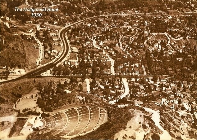 Southern california architectural history tina modotti for Terrace 2 hollywood bowl