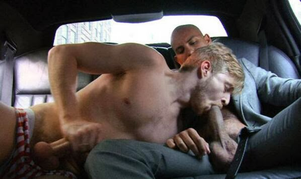 Gay guys bj in cars