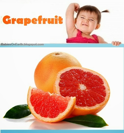 Baby Grapefruit