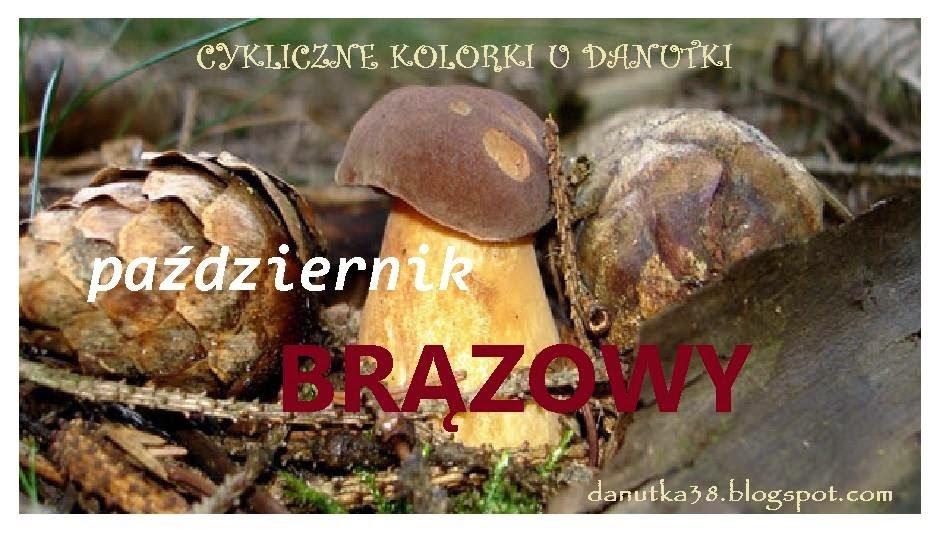 Cykliczne kolorki u Danutki - Pażdziernik
