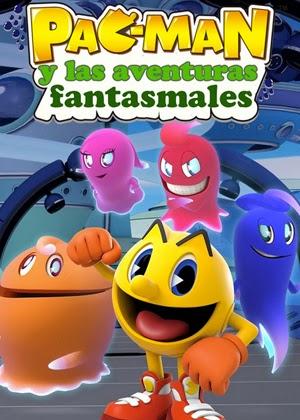 Pac Man y las Aventuras Fantasmales (2012)