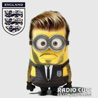 Minion David Beckham