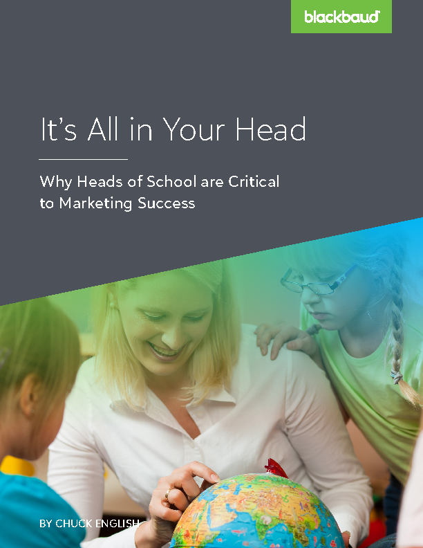 E-book: It's All in Your Head