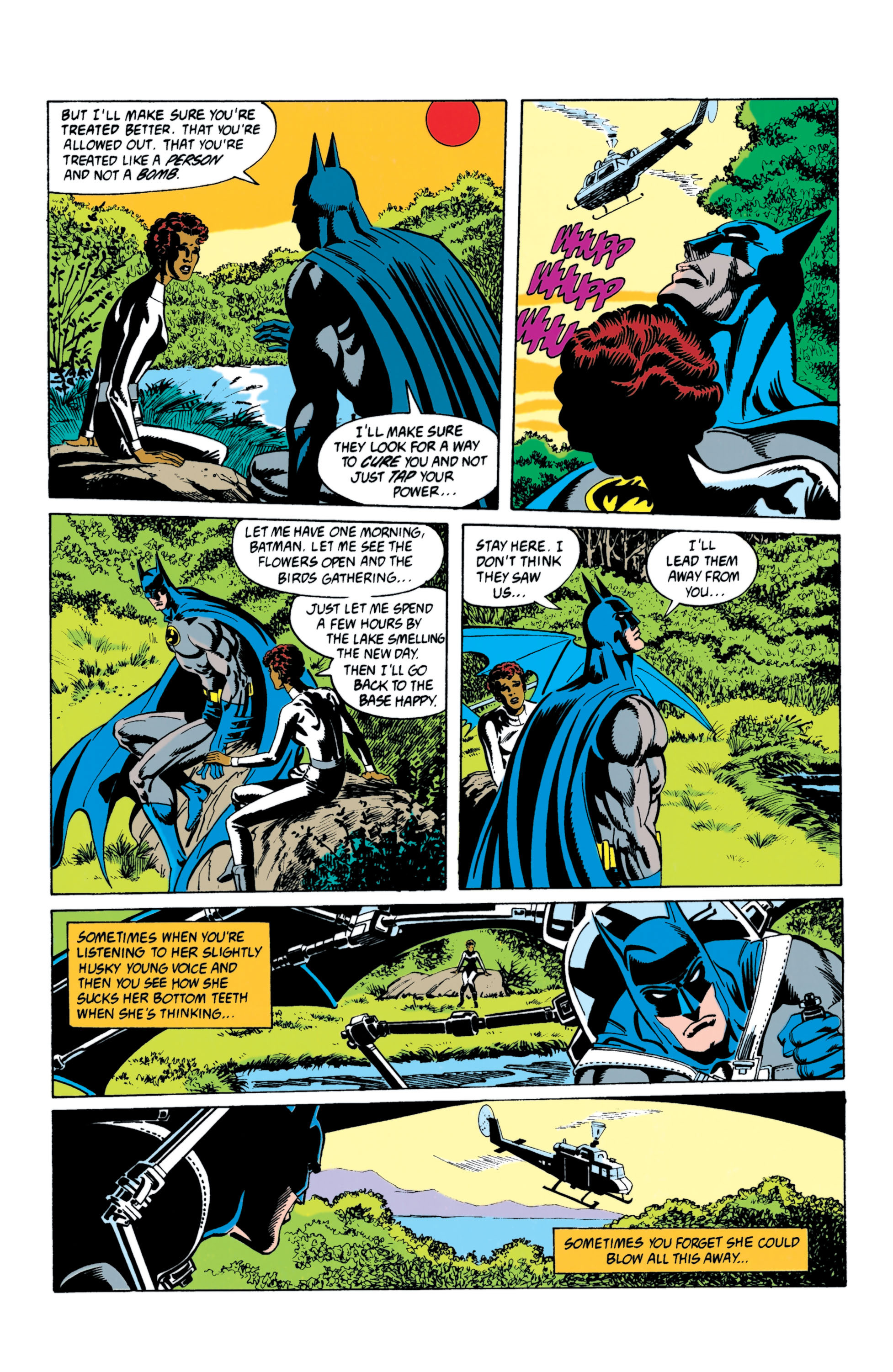 Detective Comics (1937) Issue #638 Page 19