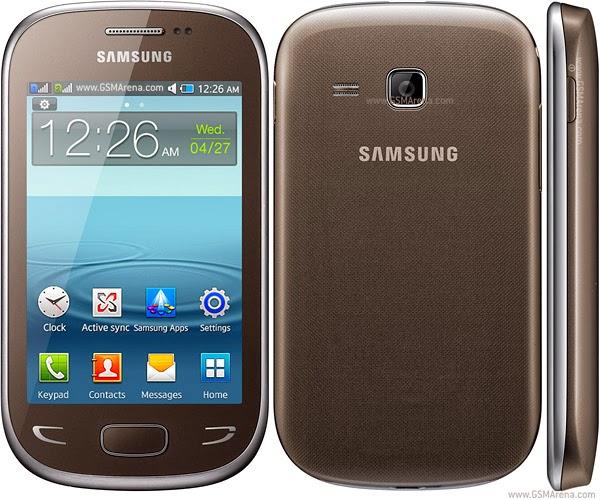 Harga Dan Spesifikasi Samsung Star Deluxe Duos S5292