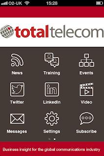 Total Telecom News App