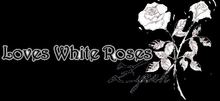 white rose lover's story ♥
