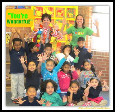 An Author/Illustrator Comes to School for the Day: A day with Debbie Clement