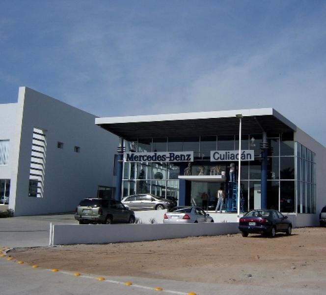 Agencias de autos nuevos bmw for Www mercedes benz mexico