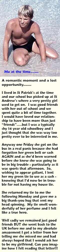 A Romantic Tale....