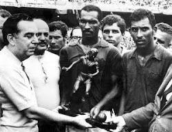 Campeão no Maracanã.
