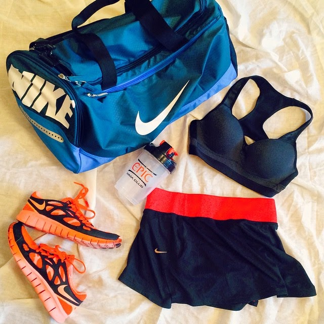 Fitness Outfit Nike Cotton On Workout Gear Sports Bra