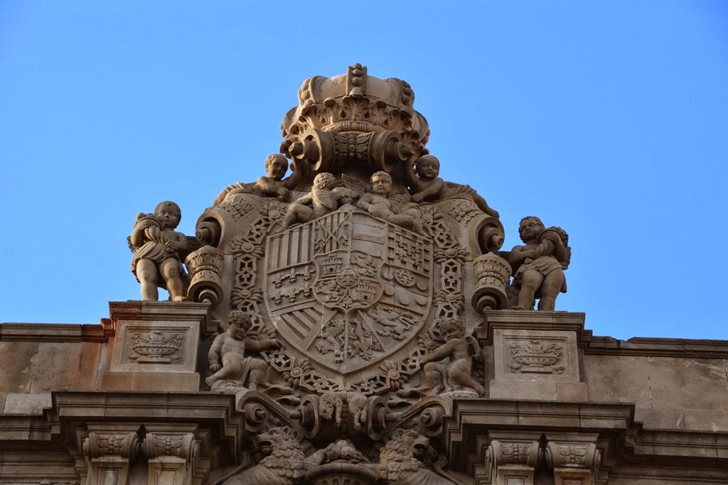 Correos y Telegrafos Barcelona