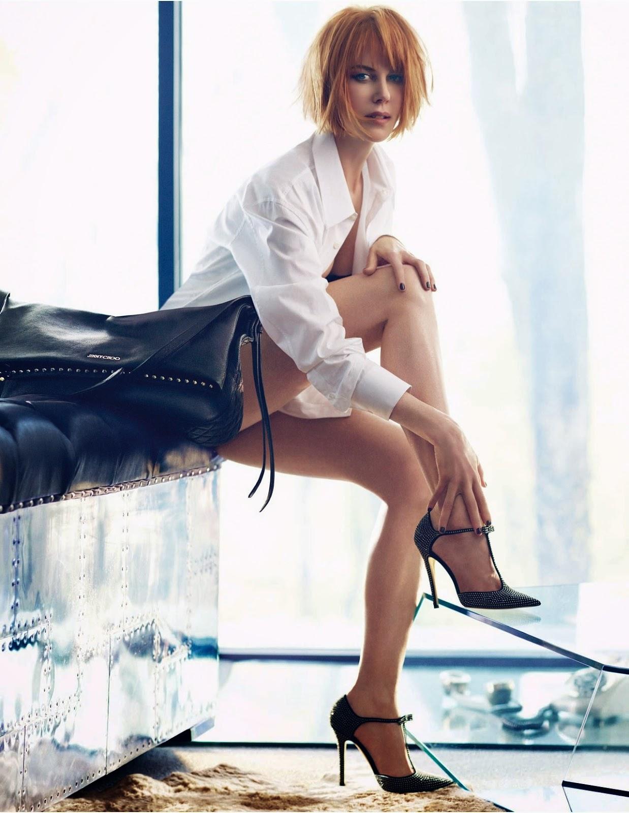 Sexy actress Nicole Kidman