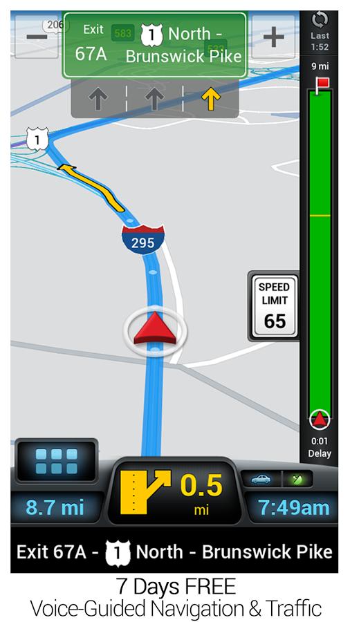 Приложение gps навигатор для android без интернета