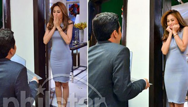 Is Toni Gonzaga engaged to Paul Soriano?
