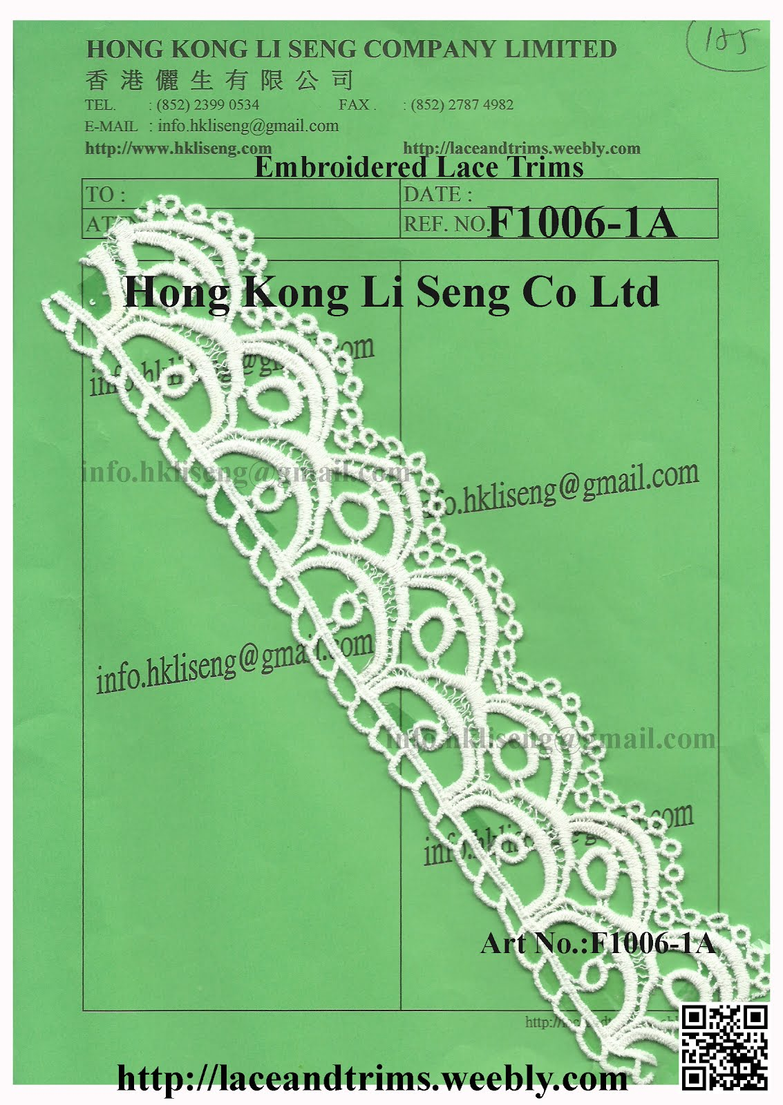 We are The Best Lace Trim Wholesale Manufacturer and Supplier - Lace and Trim Heaven