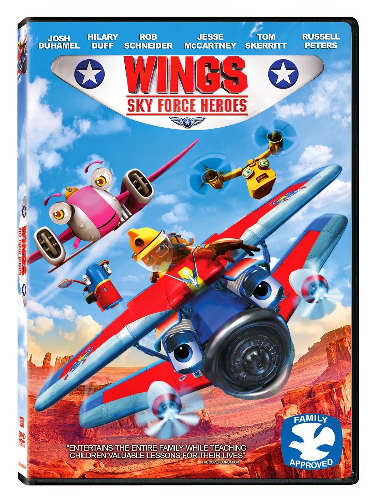 Sky Hero Adventure Wings Sky Force Heroes