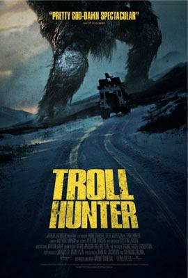 Troll Hunter, de André Øvredal