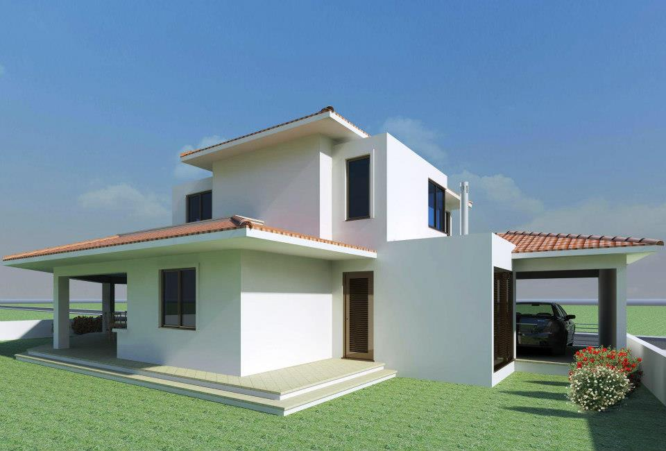 New home designs latest beautiful modern home exterior for Exterior design of small houses