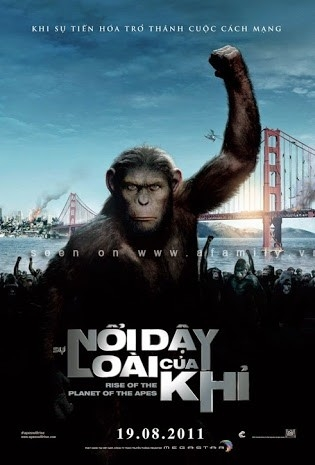 Sự Trỗi Dậy Của Hành Tinh Khỉ - Rise of the Planet of the Apes (2011)