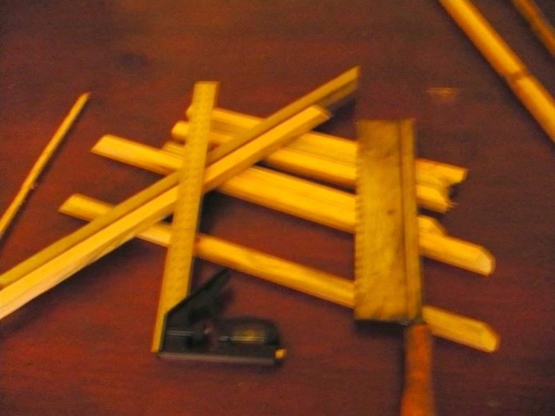 Como forrar una ventana de hormigon con madera, how made