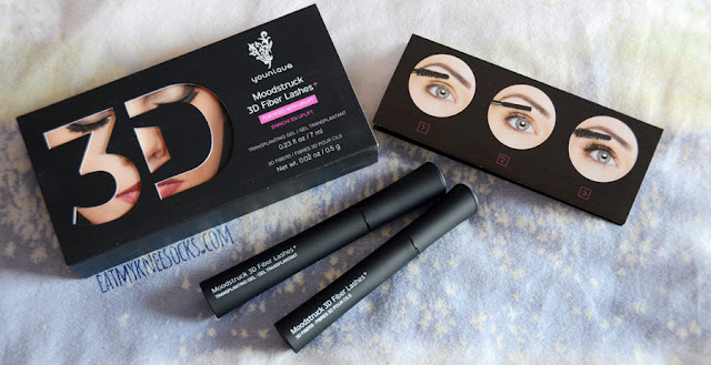 Overall, I'm impressed with the unique Younique Moodstruck 3D Fiber Lashes+  mascara. For $29, they're just about in the usual range for mascara, maybe a bit on the pricier side, but they're a good buy for the price. A bit complicated to use, but the effect is pretty dramatic!