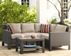 The Home Depot outdoor sectional