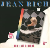 JEAN RICH - Don?t Get Serious (1986)
