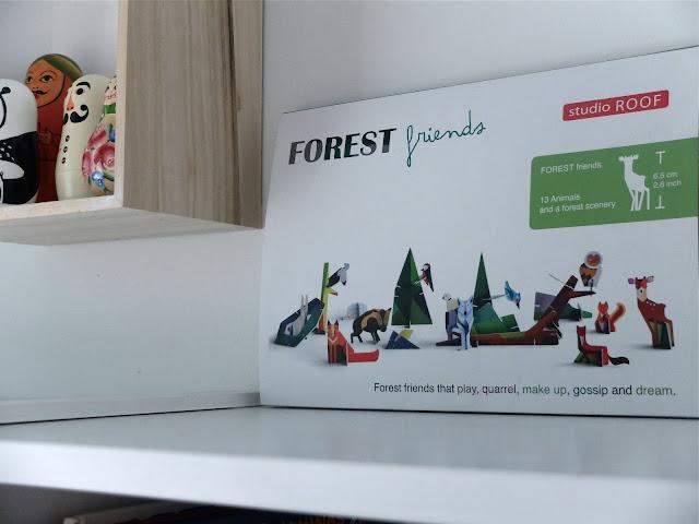 Studio Roof, Forest friends, Pikku d