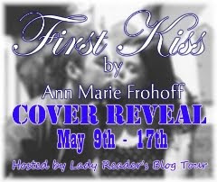 FIRST KISS Cover Reveal