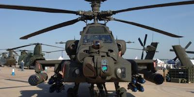 80 Heli militer AS rusak berat akibat badai aneh di Afghanistan